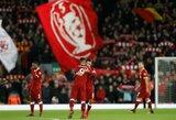 """Kalėdinis futbolas: brazilų vedama """"Liverpool"""" sutriuškino """"Premier"""" lygos autsaiderius"""