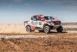 """Dakaro raliui ruoštą """"Toyota Hilux"""" išbandęs F.Alonso: """"Tai buvo nepakartojama"""""""