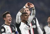 """""""Juventus"""" žaidėjo atsakymas į klausimą apie perėjimą į """"Inter"""": """"Niekada, brangusis, niekada"""""""