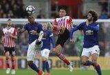 """""""Southampton"""" prieš """"Manchester United"""": trys mikrodvikovos, kurios gali nulemti rungtynių baigtį"""