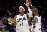 """""""Clippers"""" pasirengimą NBA sezonui pradėjo pergalingai"""