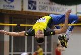 R.Stanys laimėjo lengvosios atletikos varžybas Turkijoje