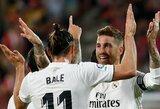 """""""Real"""" nuostoliai: G.Bale'as ir S.Ramosas praleis artėjančias rungtynes Čempionų lygoje"""