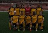 UEFA Čempionių lygos pirmasis atrankos etapas – Šiauliuose, prieš Slovakijos čempiones