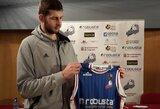J.Gintvainis vedė ekipą į pergalę, M.Kupšas žaidė puikiai ir trijų lietuvių susitikimas
