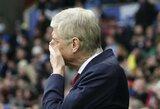 """Užsienio žiniasklaida šėlsta: """"Arsenal"""" jau žino, kas pakeis A.Wengerą"""