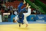 Europos jaunių dziudo čempionatas patikėtas Lietuvai