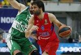 CSKA devintus metus iš eilės žengė į Vieningosios lygos finalą