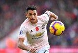 """A.Sanchezo noras persikelti į PSG gali neišsipildyti: """"Manchester United"""" jį siūlo kitam klubui"""