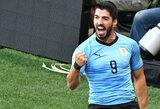 L.Suarezas jau šią vasarą gali atsisveikinti su Europos futbolu
