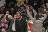 K.Durantas pratęsus NBA sezoną į aikštę nesugrįš