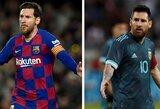 Pasitikrink savo žinias: ką žinai apie L.Messi?