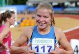 Disko metikė I.Zarankaitė Europos jaunimo čempionate liko per žingsnį nuo medalio, M.Morauskaitė - 8-a (atnaujinta)