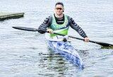 Baidarių ir kanojų irkluotojai dėl kelialapių į pasaulio čempionatą kovos Trakuose