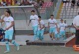 """Anglai raudonuoja: """"West Ham"""" tik po pratęsimo ir 11 m baudinių įveikė Maltos klubą"""
