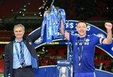 """J.Terry išpažintis: """"Chelsea"""" žaidėjų ašaros atleidus J.Mourinho ir valdžios atmestas prašymas palikti portugalą"""