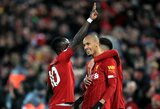 """""""Man City"""" nugalėjęs """"Liverpool"""" padidino savo atotrūkį """"Premier"""" lygoje iki 9 taškų"""