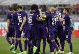 """""""Fiorentina"""" sužlugdė """"Lazio"""" viltis patekti į Čempionų lygą"""