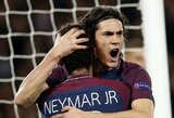 """""""Basel"""" patiesė """"Man United"""", PSG išniekino """"Celtic"""""""