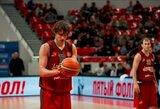 Krasnodaro ekipa sutriuškinta Stambule