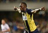 """U.Boltas prabilo apie savo siekį tapti futbolininku: """"Tai buvo smagu, kol buvo įdomu"""""""