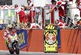 """V.Rossi nesigaili dėl sprendimo palikti """"Ducati"""""""