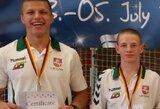 M.Adomaičiui pasaulio jaunių imtynių čempionate nepavyko iškovoti pergalių