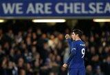 """A.Morata patvirtino, kad ir kitą sezoną atstovaus """"Chelsea"""""""