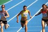 Lengvaatlečiai inirtingai ruošiasi olimpiadai