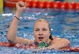 R.Meilutytė Švedijoje iškovojo antrąjį aukso medalį, G.Titenis pasidabino sidabru!
