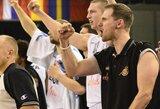 Belgai rungtynių pabaigoje palaužė D.Britanijos krepšininkus