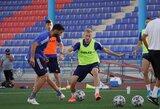 O.Verbickas su komanda prieš Kazachstano čempionus sužaidė lygiosiomis