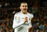 """""""Real"""" nepritampančio G.Bale'o kelias veda į """"Premier"""" lygą?"""
