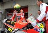 """V.Rossi: """"Baigsiu karjerą, jei nesugebėsiu kovoti dėl aukščiausiųjų pozicijų"""""""