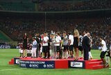 """""""Juventus"""" įveikė """"Milan"""" ir laimėjo """"Berlusconi"""" trofėjų"""