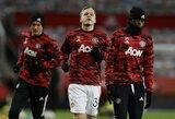 """D.van de Beekas nepatenkintas savo vaidmeniu """"Man Utd"""": ieškos naujos karjeros stotelės?"""