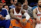 Pelningas sėdėjimas ant suolo: 10 brangiausiai apmokamų šio sezono NBA atsarginių