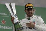 """Italijos GP: L.Hamiltonas sugadino """"Ferrari"""" šventę namų lenktynėse"""