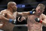 Pasikeitusiam S.Miočičiui revanšas prieš D.Cormierį yra svarbiau nei UFC čempionų titulas