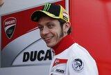 """V.Rossi: """"MotoGP"""" čempionate reikia pokyčių"""""""