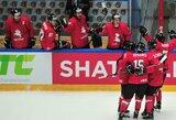 Įspūdingai prieš baltarusius startavusi Lietuvos rinktinė kovojo iki paskutinių sekundžių