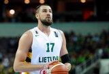 Atrankos į pasaulio čempionatą modelį pakeitusi FIBA nerado susitarimo su NBA ir NCAA