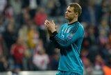 """M.Neueris sutiko pratęsti kontraktą su """"Bayern"""", paskelbtas naujasis klubo prezidentas"""