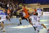 R.Čepulio klubas nesėkme pradėjo rankinio Čempionų lygos aštuntfinalį