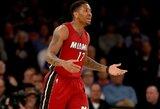 "Prieš sezono startą ""Heat"" neteko gynėjo"