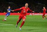 """Tarsi namuose: Londone žaidę """"Bayern"""" nepaliko jokių vilčių mažumoje likusiems """"Chelsea"""""""