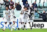 """""""Juventus"""" ir """"Napoli"""" šventė pergales"""
