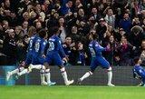 """R.Ferdinandas sugėdino """"Chelsea"""" sirgalius, kurie anksčiau laiko paliko stadioną"""
