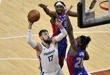 NBA paskelbė likusios sezono dalies tvarkaraštį: J.Valančiūno laukia įtemptas laikotarpis