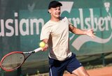 J.Tverijonas Estijoje iškovojo ATP vienetų reitingo tašką